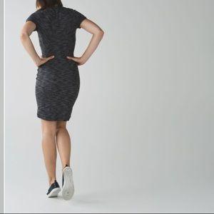 Lululemon & go where to short sleeve dress